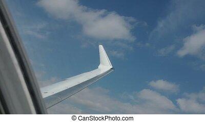 avion., voler, aile