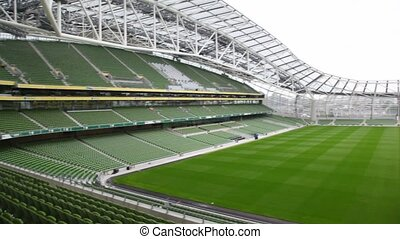 aviva, vide, ireland., stade, dublin