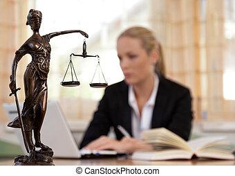 avocat, bureau