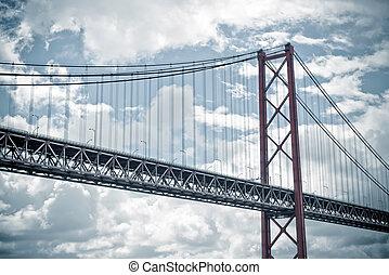 avril 25e pont