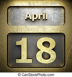 avril, doré, 18, signe