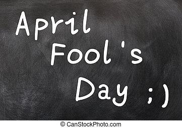 avril, fool's, jour
