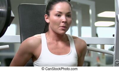 bâtiment, biceps