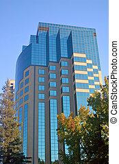 bâtiment, bureau corporation