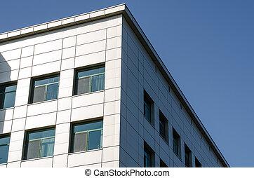 bâtiment, bureau