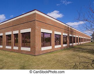 bâtiment, commercial