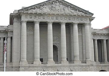 bâtiment, gouvernement
