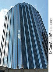 bâtiment, huntington, avenue
