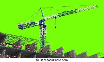 bâtiment, secteur