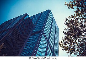 bâtiments bureau