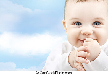 bébé, adorable