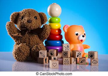 bébé, jouets