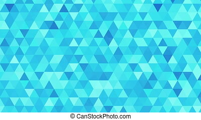 "background."", animation, modèle, shapes., géométrique, colorful-mosaic, ""triangles"