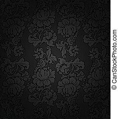background-ornamental, tissu, texture, velours côtelé