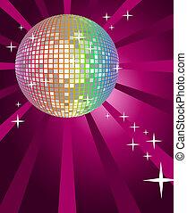 balle, disco