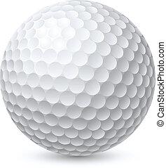 balle, golf