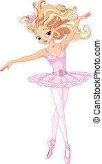 ballerine, beau