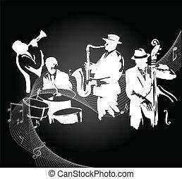 bande jazz