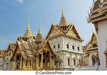 bangkok, palais royal