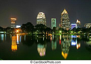 bangkok, parc