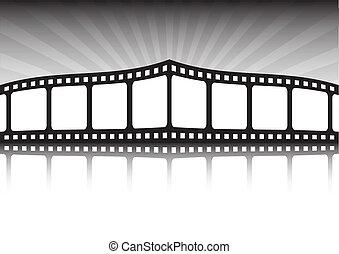 bannière, cinéma