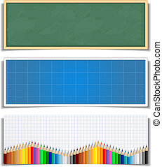 bannières, education