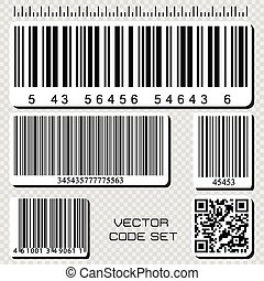 barcode, ensemble