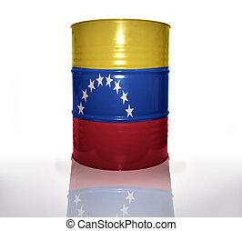 baril, drapeau vénézuélien