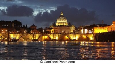 basilique, peter, vatican, saint
