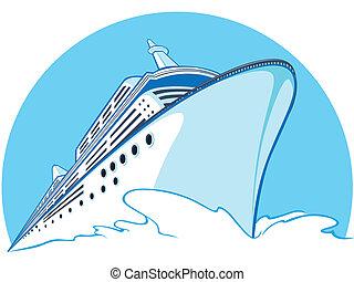 bateau croisière