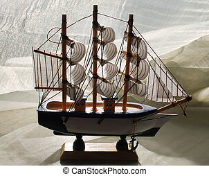 bateau jouet