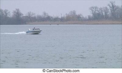 bateau rivière