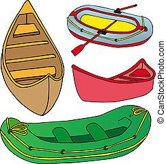 bateaux, bateaux, collection