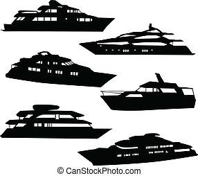 bateaux, collection