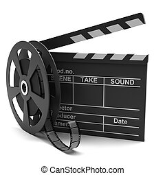 battant, film film, bande