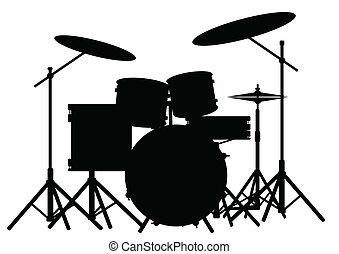 battez tambour kit