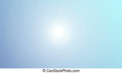 beau, ciel bleu, 1080, soleil, sur, hd