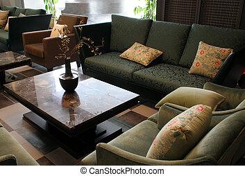 beau, meubles