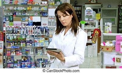 beau, pharmacien, t, fonctionnement