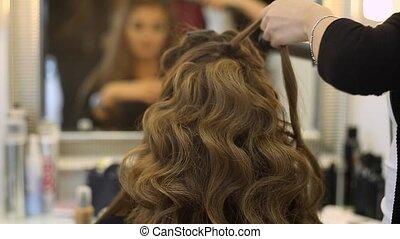 beau, salon, beauté, coiffeur, hairdress, girl, marques