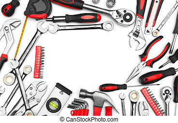 beaucoup, outils