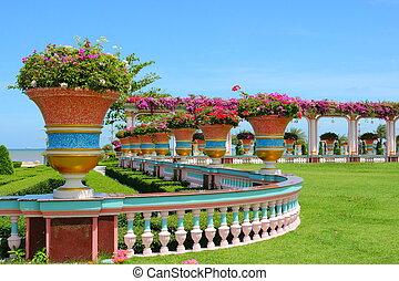 beautifullush, jardin