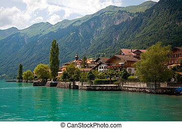 berne, brienz, municipality, suisse