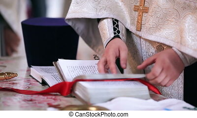 bible, evensong