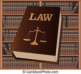 bibliothèque loi