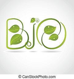bio, fond