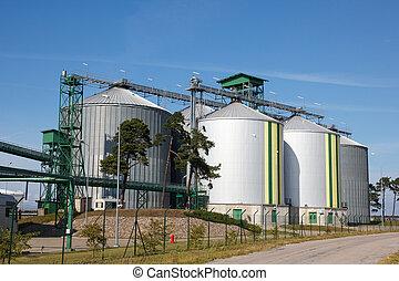 biofuel, réservoirs