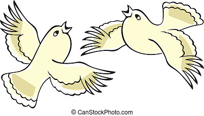 birds., chant