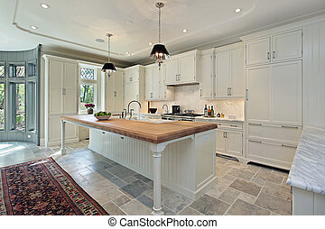 blanc, luxe, cabinetry, cuisine