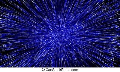 bleu, couleur, résumé, fond